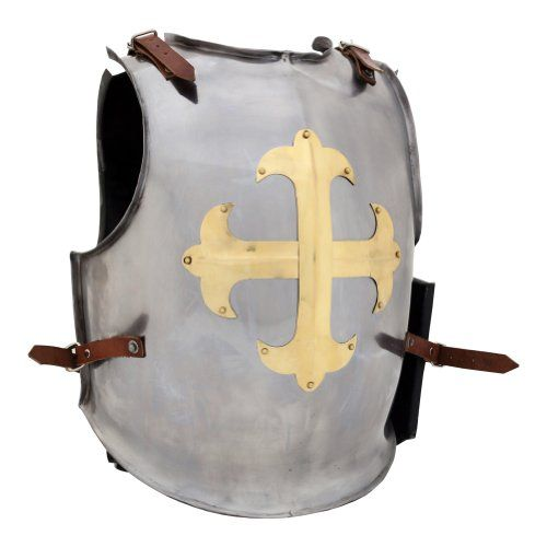 Armor Venue Templar Breast Plate - Metallic - One Size Fit Most Armour Armor Venue http://www.amazon.com/dp/B00DLN4HJS/ref=cm_sw_r_pi_dp_5Wm8vb1HVC0VV
