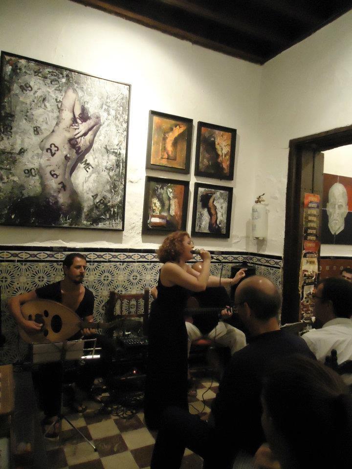 Ánima Galería-Taberna . Calle Miguel Cid, 80, Siviglia