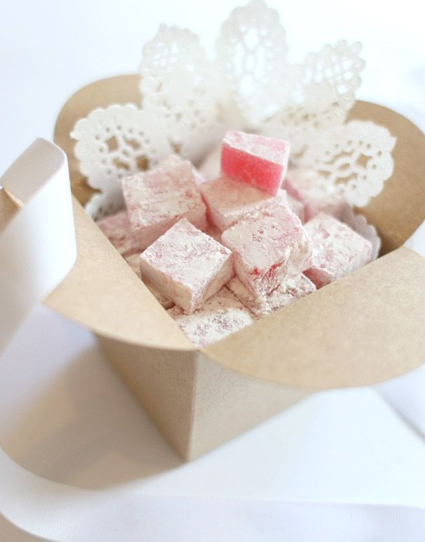 ShareTweet+ 1Mail Turkish Delight (or Lokum) dates back more than 230 years, making it one of the oldest sweet dishes in the world. Here's…