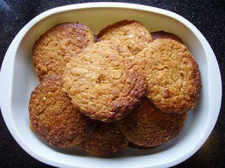 Zoet zuurtje: Havermout koekjes