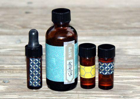 DIY Natural Beard Conditioner Recipe for Men - Homemade Father's Day Gift Idea