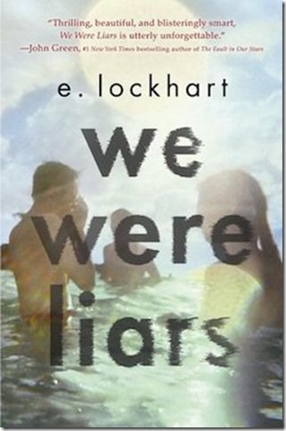 We Were Liars - great list of book club reads