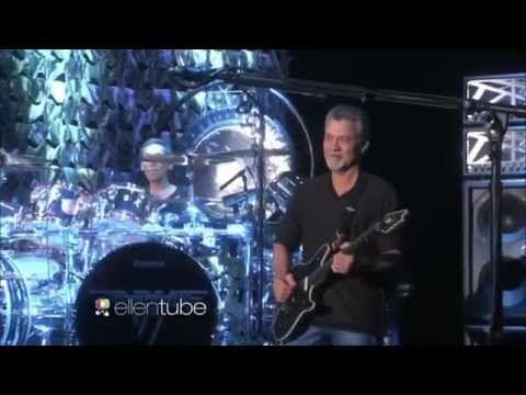 Van Halen - Live TV - 2015 - 9 Songs! - YouTube....Eddie van Halen had synesthesia