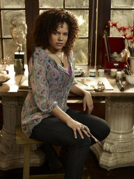 Leena, Warehouse 13. I like her style. #fashion #geek