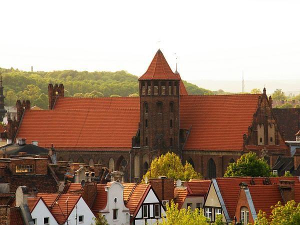 Dominikanie w Gdańsku. #gdańsk #dominikanie #klasztor