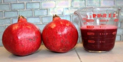 Pomegranate Jam for winter canning