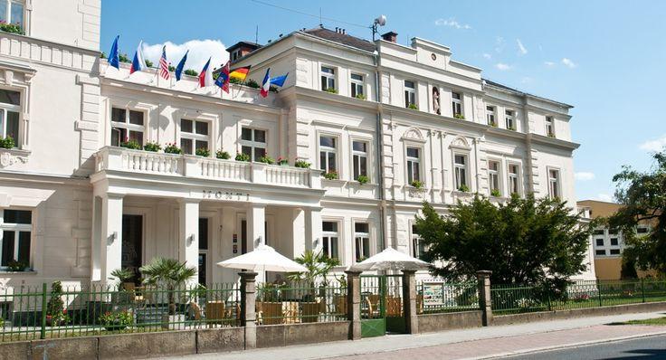 Hotel MONTI SPA - Františkovy Lázně www.monti-spa.cz Hotel 4*