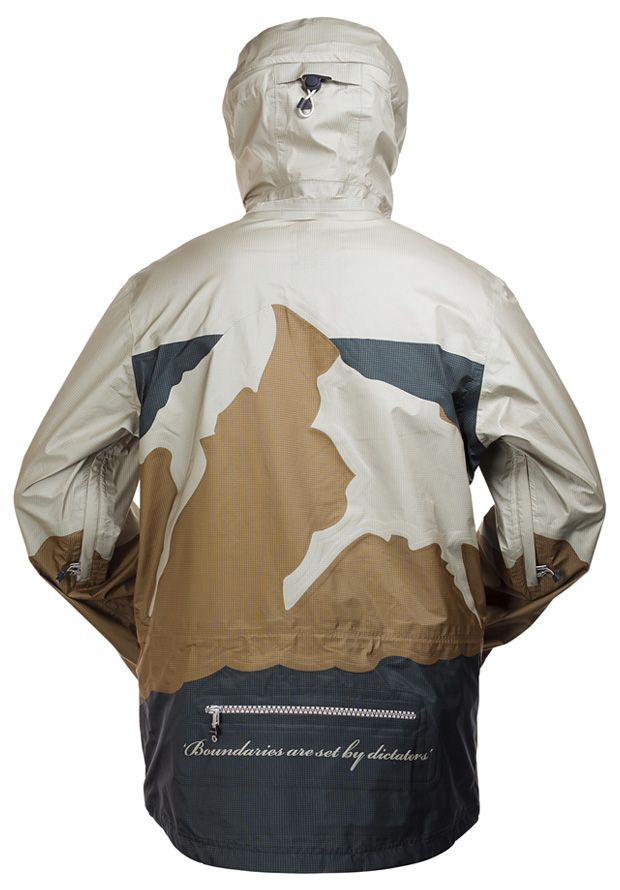 "Nike ACG 2009 Holiday ""Expedition 3-Layer"" Jacket"