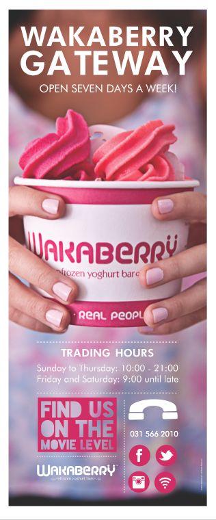 Wakaberry Gateway