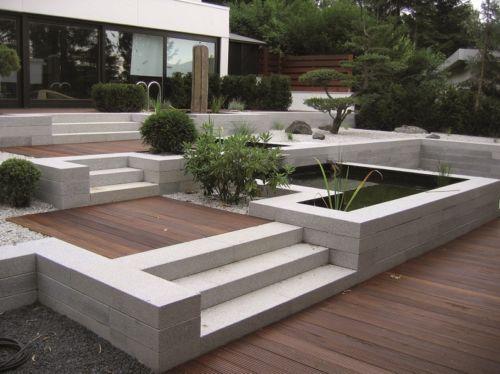 Die 25  besten ideen zu terrassen treppe auf pinterest ...