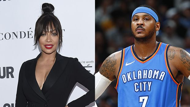 La La Anthony Raves Over Carmelo As He Thirsts Over Her Sexy Pics: Will She Take Him Back? https://tmbw.news/la-la-anthony-raves-over-carmelo-as-he-thirsts-over-her-sexy-pics-will-she-take-him-back  La La Anthony and Carmelo Anthony may be separated, but in a new interview, she had nothing but good things to say about him. Read what she had to say about her estranged husband here.La La Anthony , 38, and Carmelo Anthony , 33, may have split in April, but the former New York Knick has been…