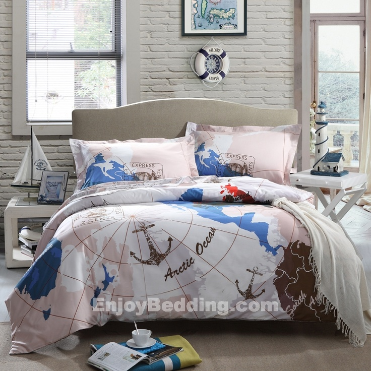 25 Best Ideas About Nautical Bedding Sets On Pinterest