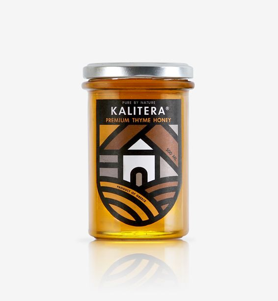 Branding, naming and packaging design for Kalitera designed by Bob Studio.