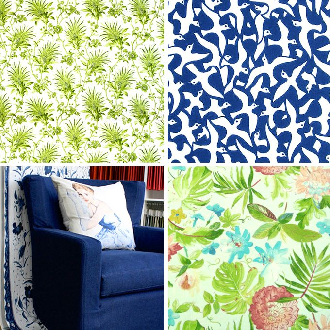 Spring cleaning time! We've updated the Clearance List. Lots of lovely fabrics for excellent prices. More here... http://www.uniquefabrics.com/clearance-specials