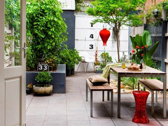 Ten Top Tips For Small Shady Urban Gardens: 10+ Images About Small Garden & Courtyard Ideas On