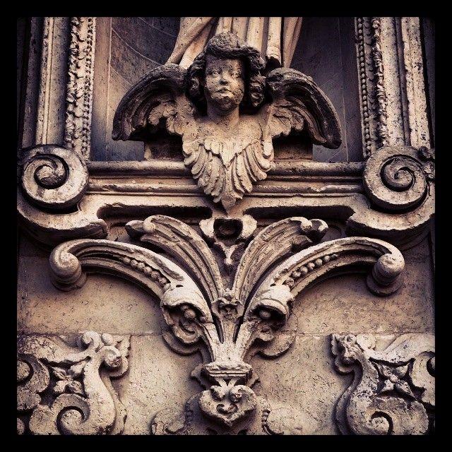 .@arte_amica | Particolare del duomo di Lecce  #lecce #duomo #salento #puglia  #arte  #artea... | Webstagram