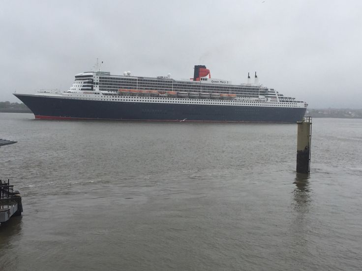 Liners in Liverpool