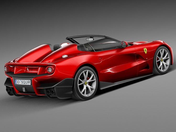 Ferrari F12 TRS Roadster 2014