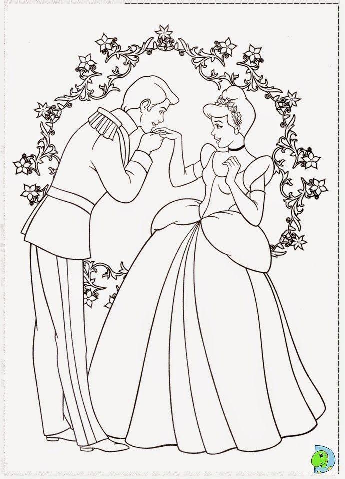 Desenhos Da Cinderela Para Colorir Cinderela Desenho Desenhos