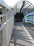 tavistock crescent footbridge