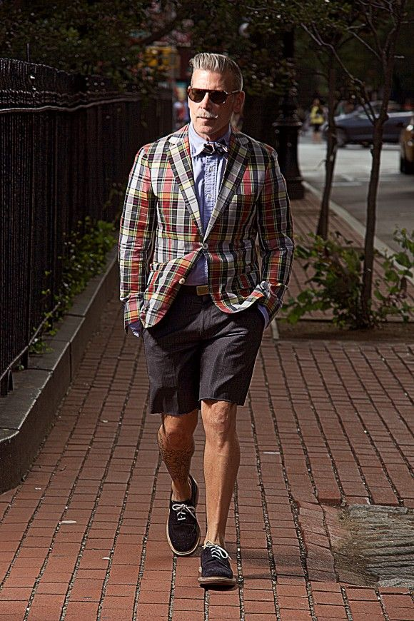 The Style Blogger, Not-So-Traditional Tailoring featuring Nick Wooster | TSBmen - Part 4
