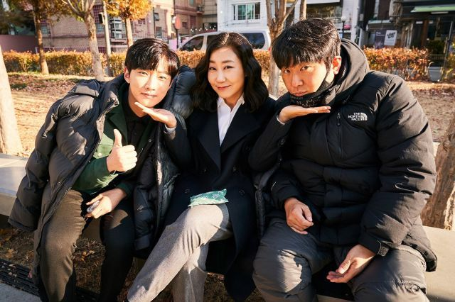 Photos New Behind The Scenes Stills Added And Cast Updated For The Korean Movie The Dude In Me Korean Entertainment News Korean Actors Jung Jin Young