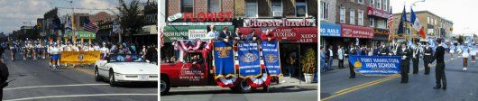 About October's Columbus Day Parade: a Brooklyn Perspective