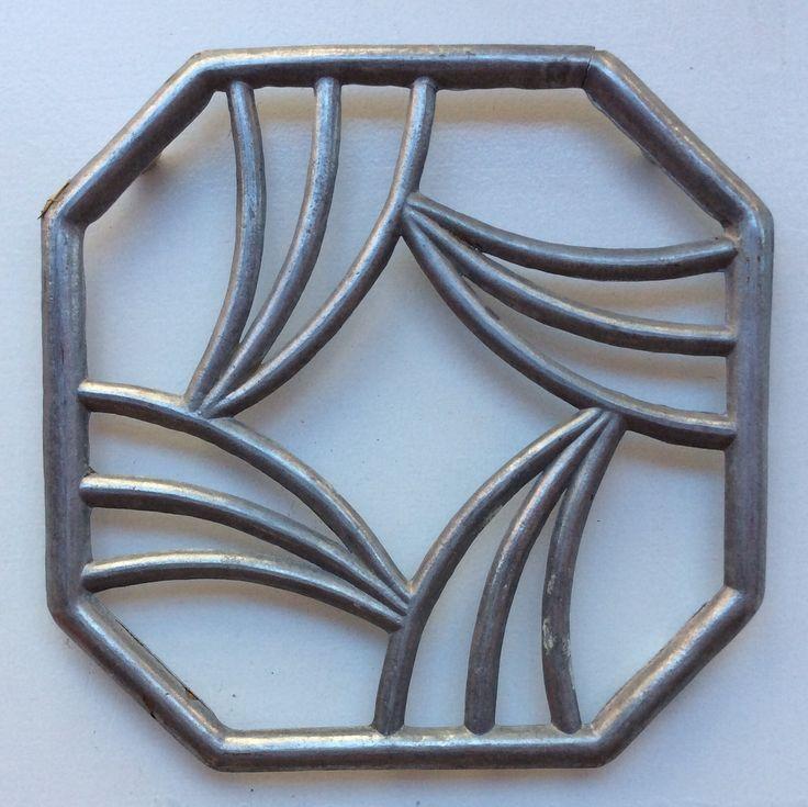 alumiininen pannunalunen . halkaisija 19.5cm . 2 kpl . #koopernu