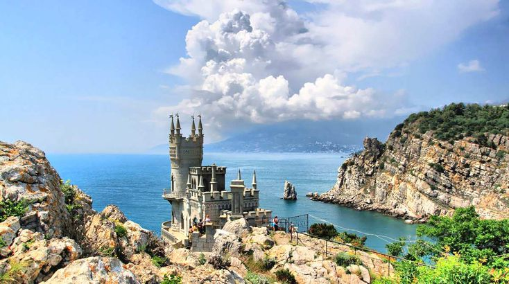 Crimea - a wonderful place, that made especially for relaxation. #SagaVoyages
