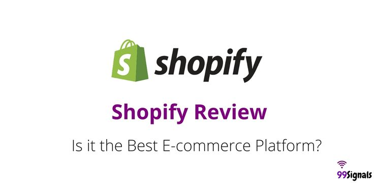 If you are looking for an all-in one business solution for your online business, Shopify is a great choice. But is it the best e-commerce store builder?