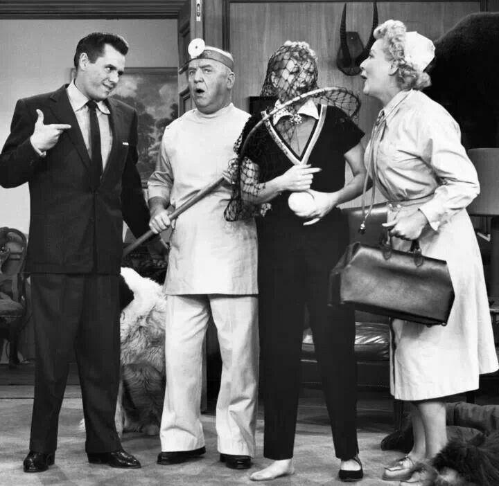 I Love Lucy 65th Anniversary The Celebrity Next Door ...