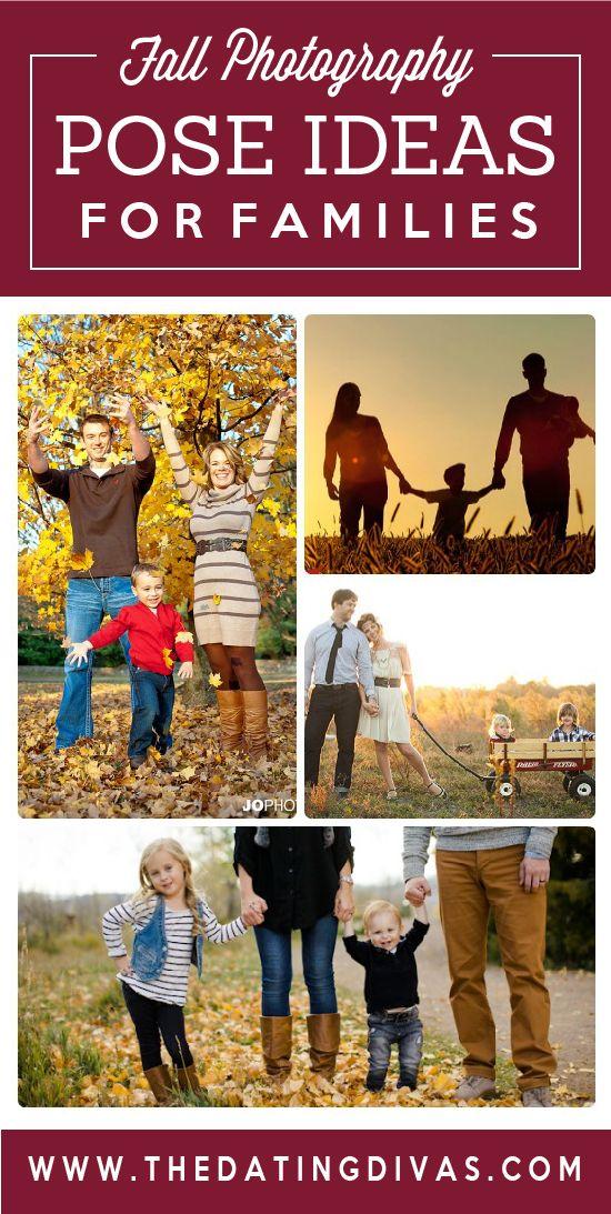 50 Family Fall Photo Ideas