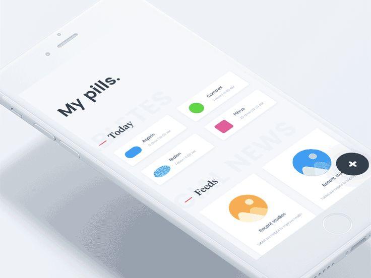 UI Interactions of the week #71 – Muzli -Design Inspiration