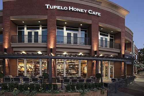 Tupelo Honey Cafe in Franklin, TN