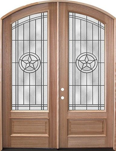 39 Best Images About Texas Star Doors On Pinterest Glass Design Dark Mahogany And Arches