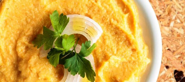 Συνταγή για φάβα με βελούδινη υφή!