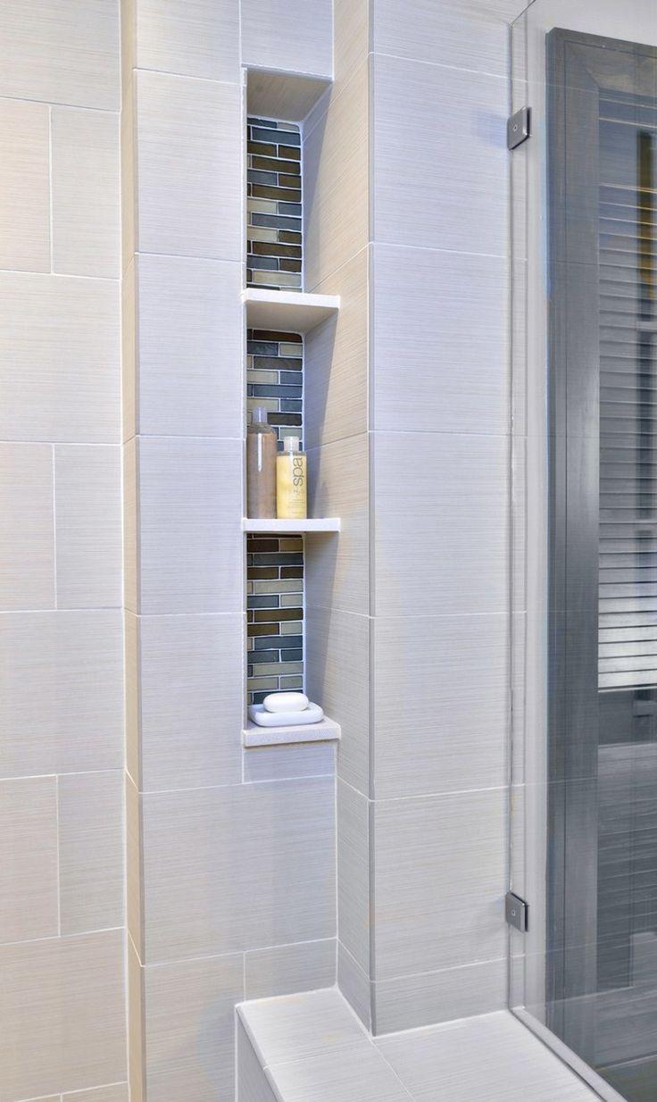 11 spectacular shampoo niches to inspire the design of your own - Fantastisch Bing Steam Shower