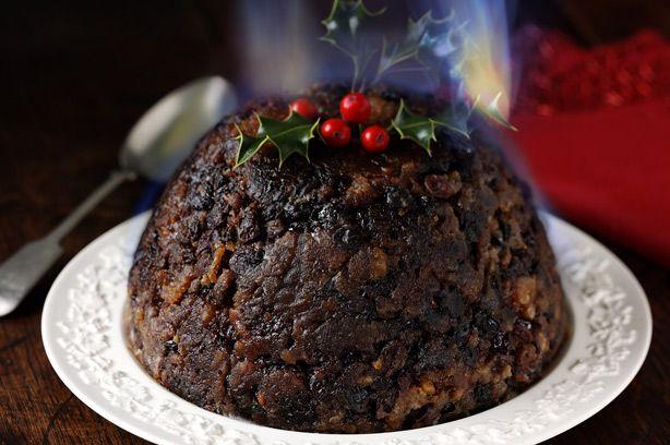 Roopa Gulati's vegetarian Christmas pudding