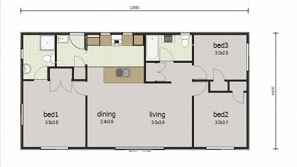 First Choice 85E :: Keith Hay Homes