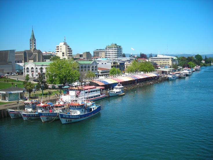 Valdivia, Chile...could January please come sooner?!
