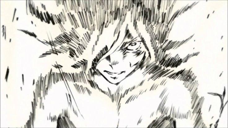 Sketch Style Sakuga MAD