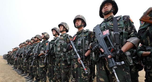 Terceira guerra mundial? China move 150 mil soldados para fronteira da Coreia do Norte - Sempre Questione