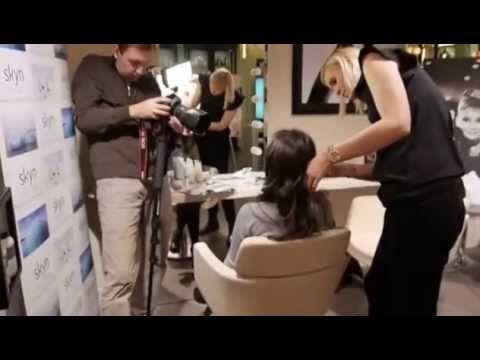 Backstage: Vogue Russia «Ботокс без иглы». Новогодний уход и макияж всего за несколько минут. @buro247ru