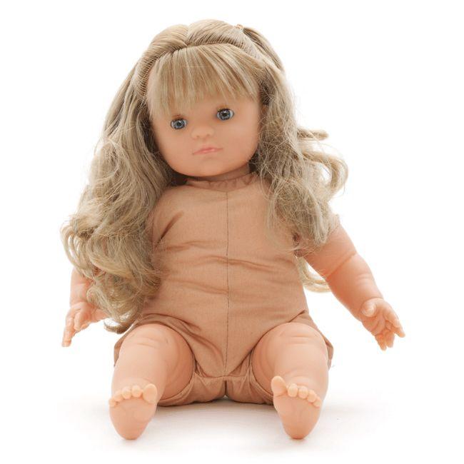 Docka Flicka Mio Blond