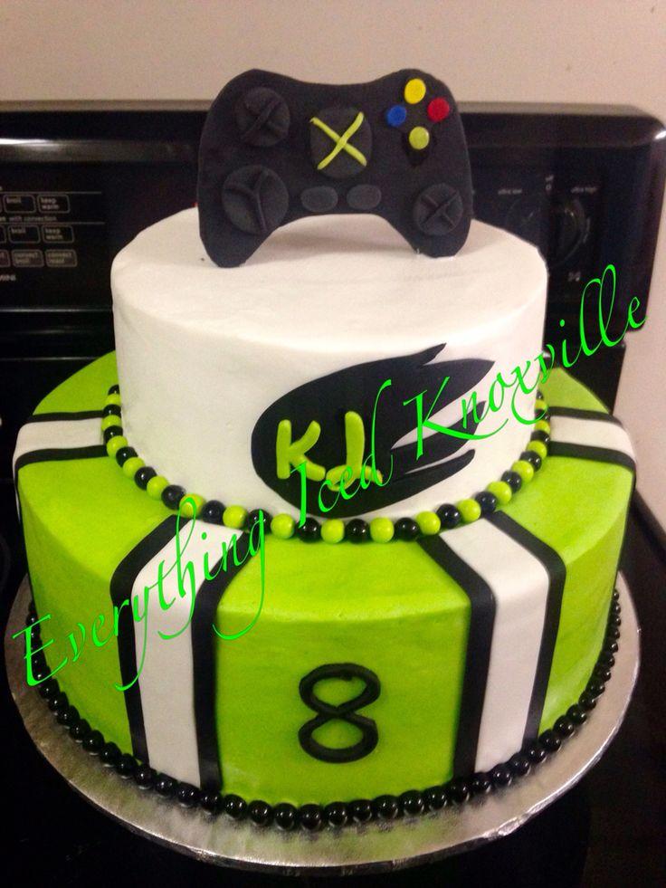 Xbox Cake Decor : Best 25+ Xbox cake ideas on Pinterest Video game cakes ...