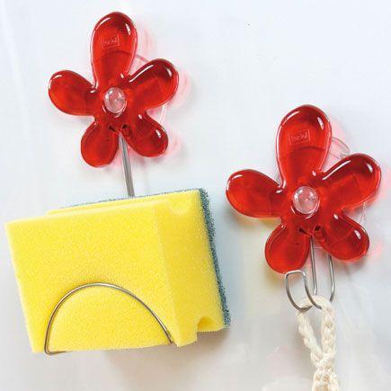 A-pril Sponge es perfecto para darle a la cocina ese toque primaveral.