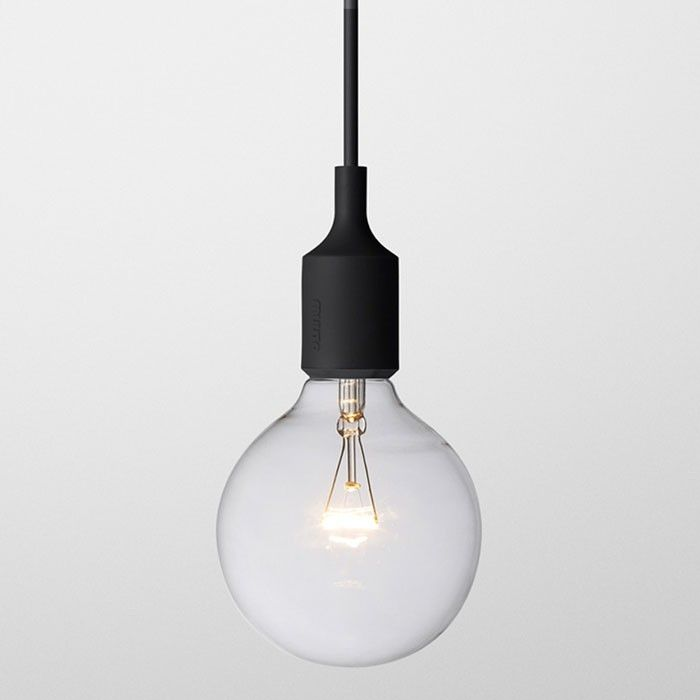 E27 Muuto Pendant Light/Remodelista - For New Corner fixture- from Fitzu @79.00