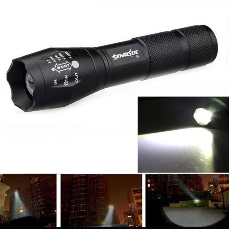 High Quality 3500 Lumen 5 Modes CREE XM-L T6 LED Torch Powerful 18650 Flashlight Lamp Light linterna led linterna tactica