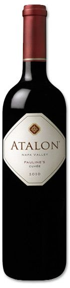 Thursday spotlight: Napa's Atalon reds by Jackson Family Wines  You don't see too many Napa cuvees like this one — 63 percent Merlot, 31 percent Cabernet Franc and 6 percent Cabernet Sauvignon. It's made in Bordeaux's Right Bank style and it hums on all cylinders.