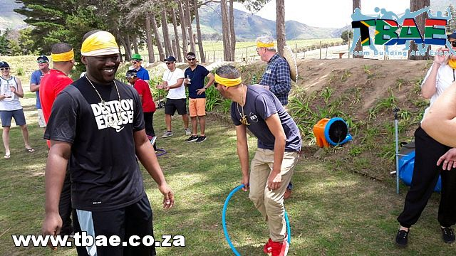 Maersk Cooperation Outcome Based and Sports Day team building Cape Town #maersk #teambuilding #tbae #cooperation #capetown